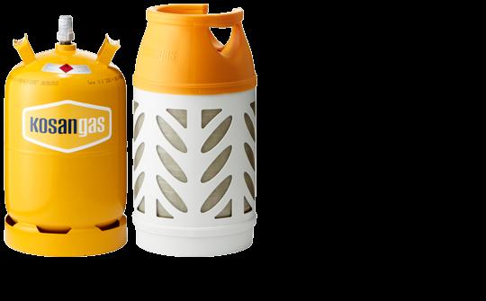 Flaskfyllare och tankning - Kosan Gas